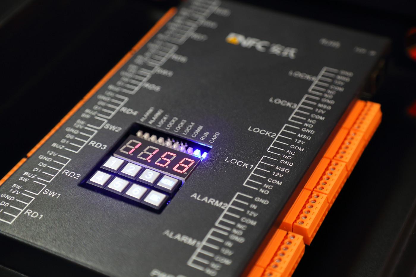 A系列联网型多门门禁控制器